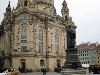Dresden Today After Thought