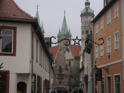 Naumburg Looking West
